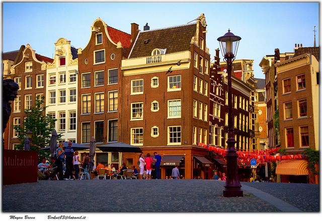 Amsterdam par CC Moyan_Brenn @Flickr