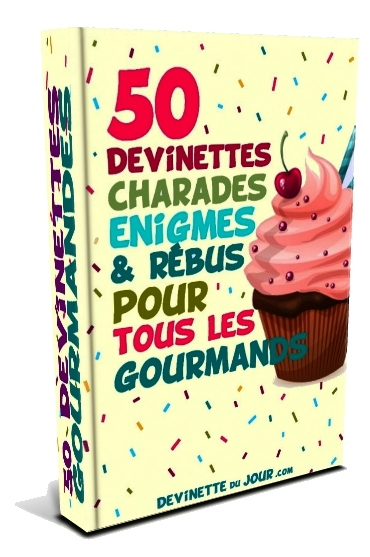 couverture gourmandise 3D