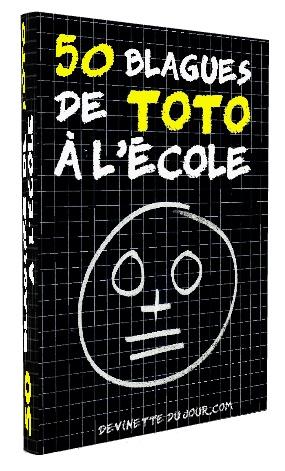couverture 50 blagues toto 3D