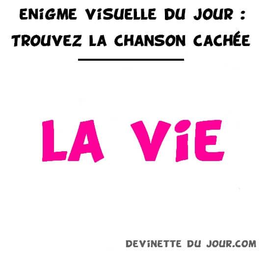 Enigme Image enigme visuelle n°40